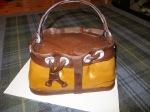 Designer Handbag Cake:overview