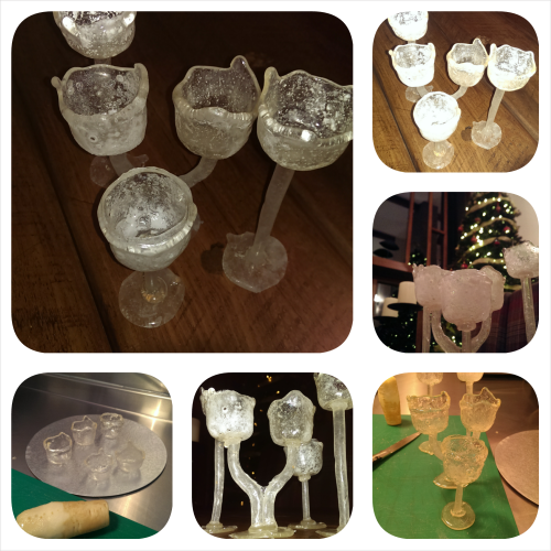 sugar craft glasses